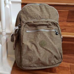 NWT Kipling Seoul L Laptop Protection Backpack